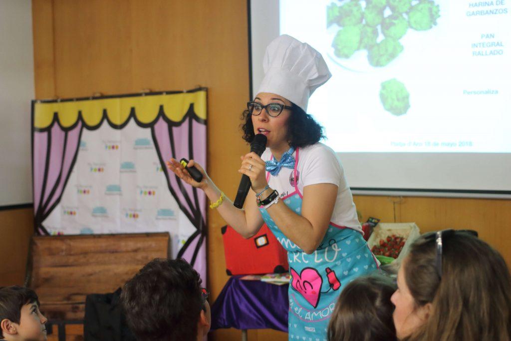 cursos charlas eventos talleres nutrición