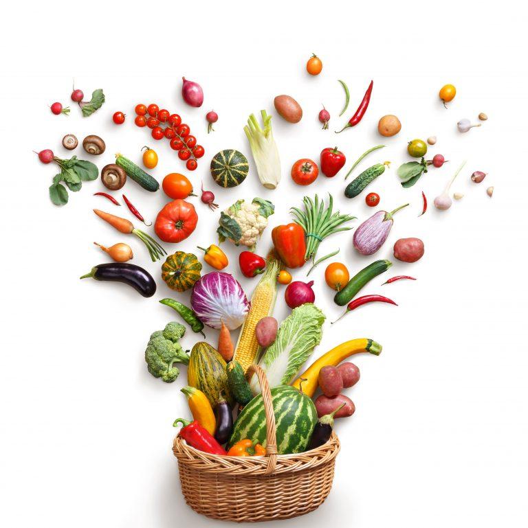 frutas 5 al día comer frutas y verduras a diario