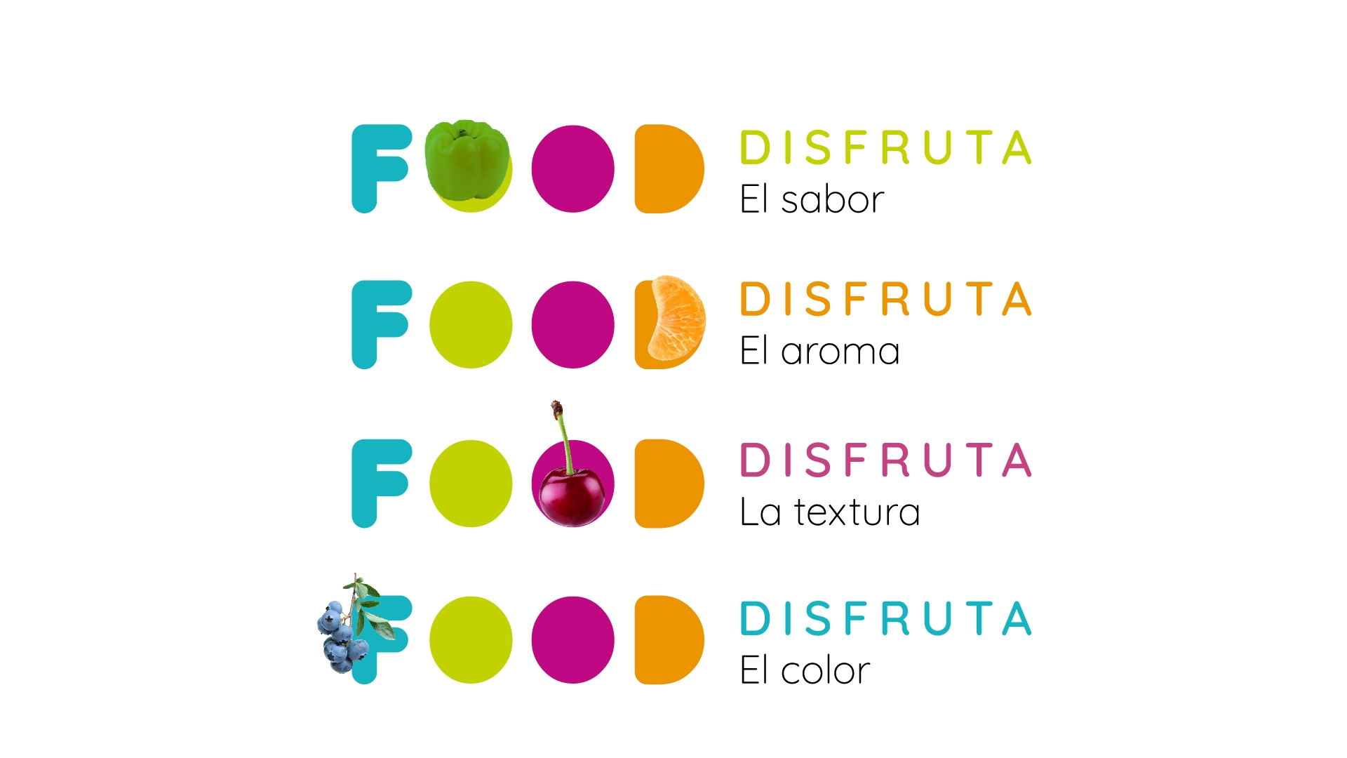 Disfruta el sabor y utiliza los sentidos para que tu hijo se motive a probar nuevos alimentos My personal Food